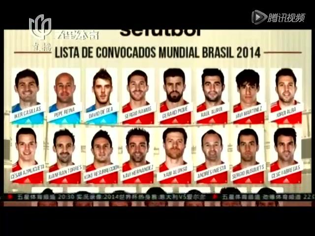 卫冕冠军23人名单  迭戈·科斯塔带伤入选截图