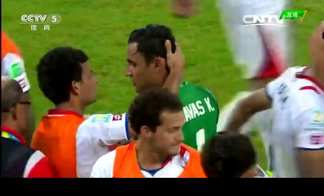 【欢庆】哥斯达黎加队创造历史 世界为他骄傲截图