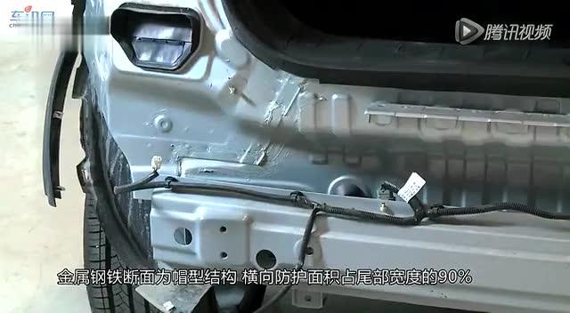 长安cs35怎么样,拆车坊第二十七期深度拆解长安CS35内部结构截图