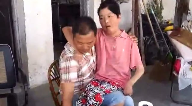 农村年轻情侣生活照