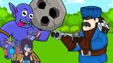 《皇室战争》趣味动画之猎人出击