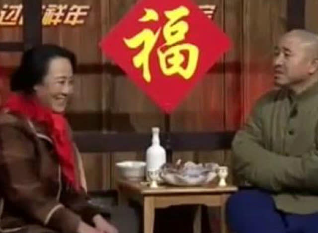 赵本山赵四刘能小品_刘能,赵四来了?现场pk魔鬼步伐广场舞