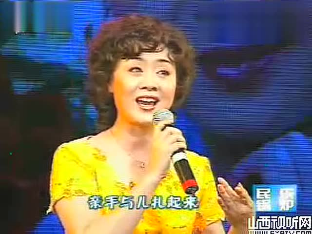 京剧《白毛女》 李胜素 于魁智