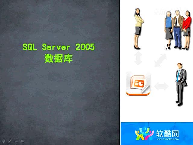 软酷网 SQL Server 2005数据库