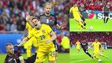 罗马尼亚0-1阿尔巴尼亚 锋霸历史进球