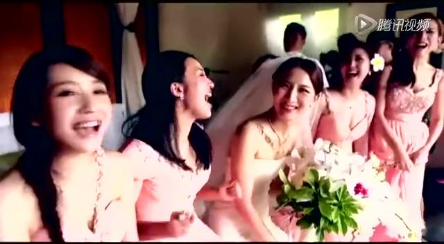 新娘是结婚视频