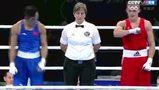 奥运会男子拳击69kg 刘伟不敌立陶宛拳手遭淘汰