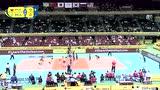 【全场回放】2017女排大奖赛:俄罗斯1-3巴西