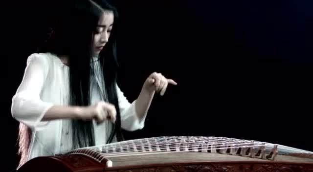 刀剑如梦古筝演奏 图片合集