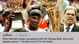 乔丹称王大梦卖戒指 NBA总决赛十大你不知道的事头像