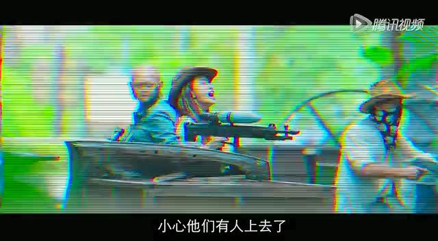 《奔跑吧!兄弟》花絮:制作特辑之水枪大战 (中文字幕)截图