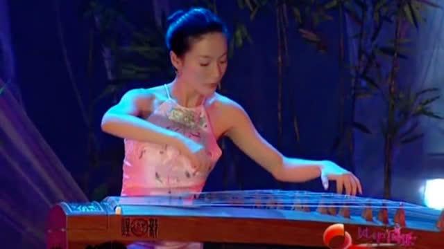 古筝,二胡,笛子,琵琶一起演奏这首名乐,耳朵的盛宴