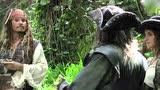 《加勒比海盗4》预告片 杰克船长被老相好陷害