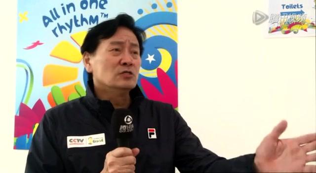 专访朱广沪:梅西是关键先生截图