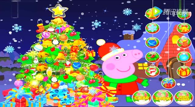 粉红猪小妹小猪佩奇动画片粉红猪小妹小游戏