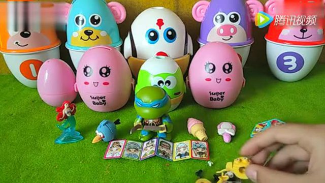 可爱的蛋壳玩具图片