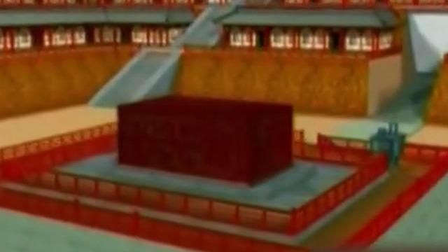 埃及金字塔宝藏失踪之谜