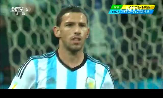【阿根廷集锦】荷兰2-4阿根廷 罗梅罗守住里约之路截图
