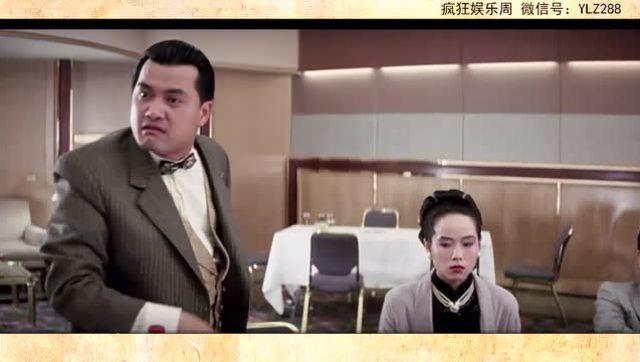 电影跛豪雷洛等香港四大幽灵开,这电影比黑社开a电影!白探长气场图片