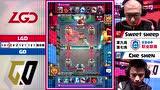 CRL2018春 W9 LGD.SweetSheep VS GO.CheShen
