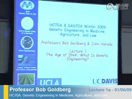 医药、农业、法律三个领域中的基因工程学