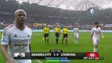 英超-阿尤梅开二度本特克破门 十人利物浦1-3客负斯旺西