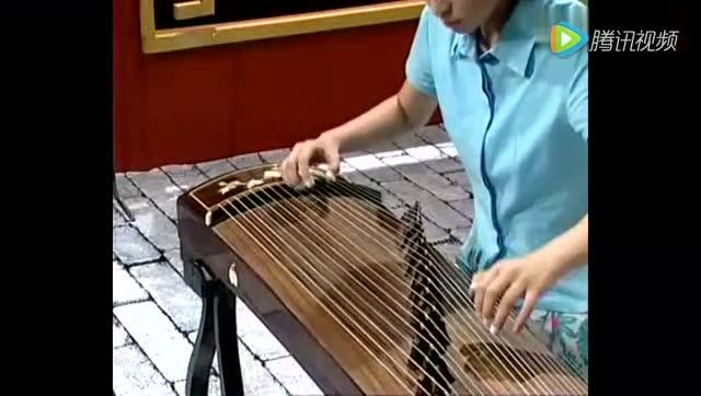 经典武侠歌曲《刀剑如梦》古筝演奏 惊艳版