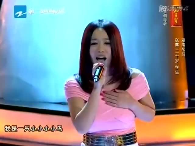 《中国好声音》找的就是你 超强选手经典集锦