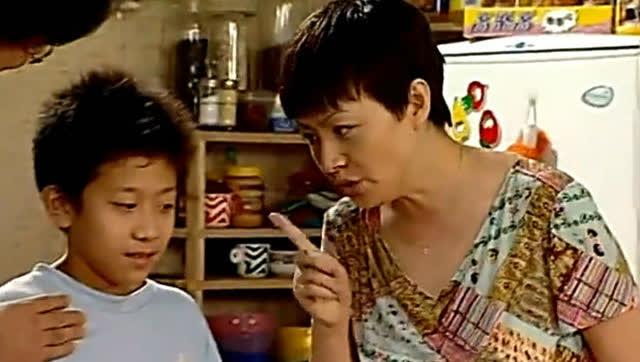 《家有儿女》刘星跟女网友聊天,刘梅骂的他离家出走,又向他道歉