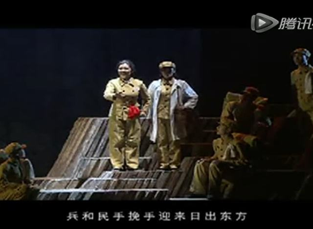 《太行奶娘》左权民歌图片