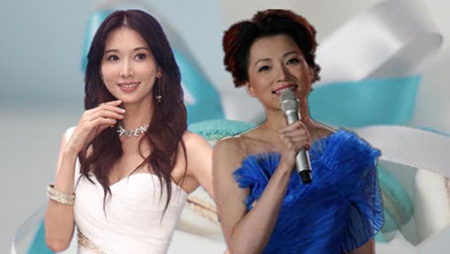 同是剩女,42岁的林志玲和43岁的董卿谁更有魅力