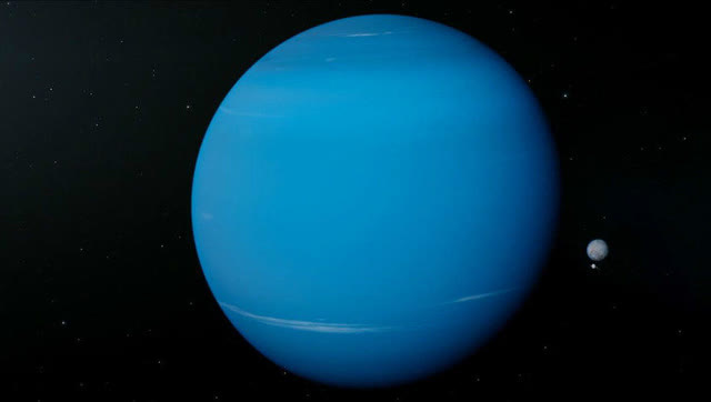 太阳系三大神奇星球:木星,土星,海王星