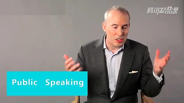 英语公众演讲技巧