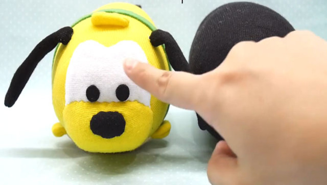 个迪士尼的小动物