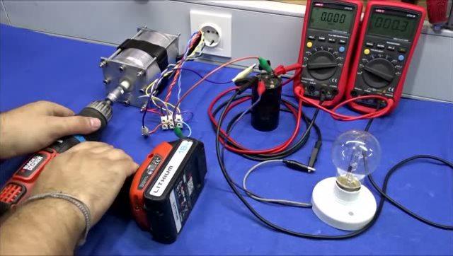 教你怎么制作永磁同步电机和发电机