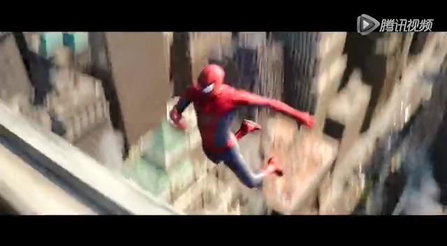 《超凡蜘蛛侠2》终极预告片(国际版)截图