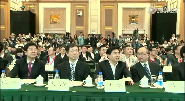 邬贺铨:互联网企业将颠覆传统产业(主题演讲)截图