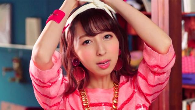 饭田里穗 birthday party 2015 in 上海】饭田里穗 问候视频