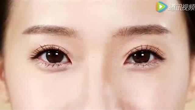 眼影的画法步骤视频