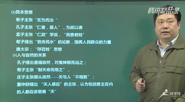 高考历史考点复习-中国古代文化
