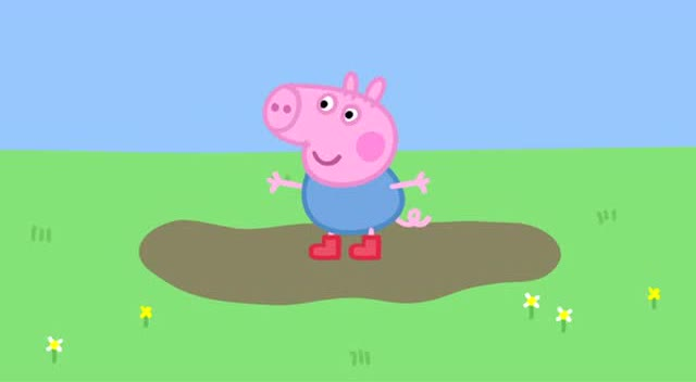 小猪佩奇乔治hellokitty去野餐|《小猪佩奇》每集