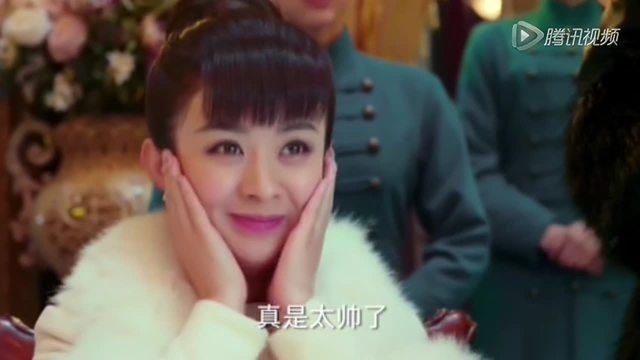 赵丽颖花痴的样子太可爱了 捧脸变迷妹小表情神了