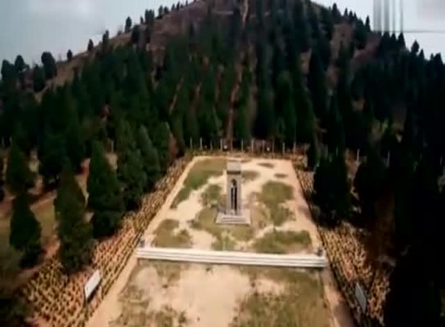 中国金字塔陵墓