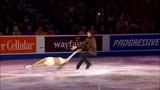 高能!当绝世神曲《我心永恒》遇上完美双人滑冰时,瞬间爱上