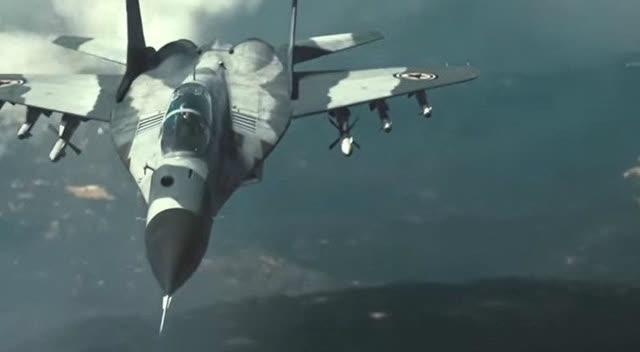 罕见朝鲜半岛空战电影