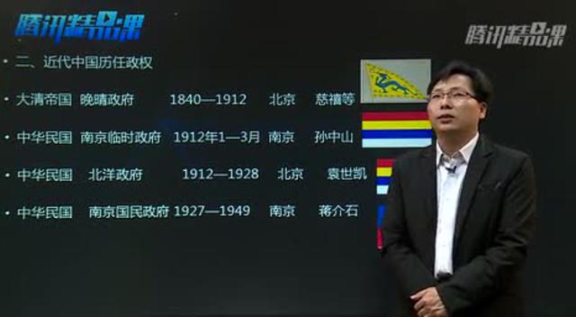 高考历史易考点:近代中国和历史角度问题
