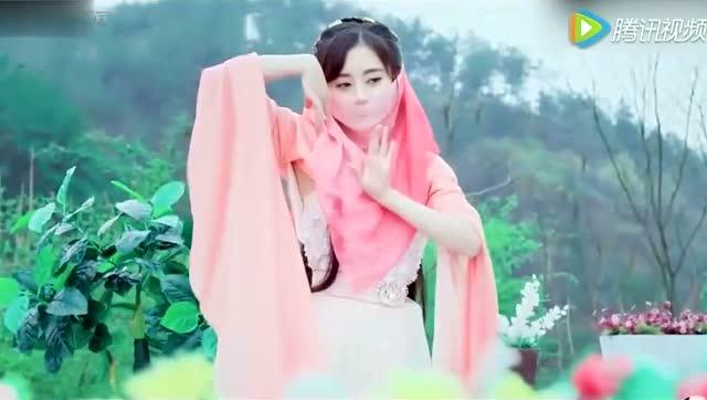古装美女舞蹈古力娜扎,鞠婧祎,郭珍霓太美了!