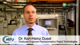 MTU航空发动机大力应用3D打印技术