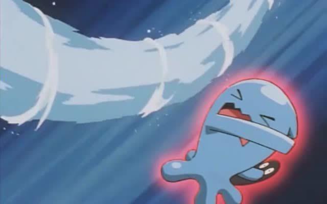 神奇宝贝果然翁竟然对可爱的胖丁的连环巴掌使用了返拳