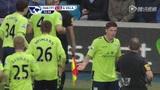 进球视频:维拉离奇被判点球 阿奎罗操刀命中